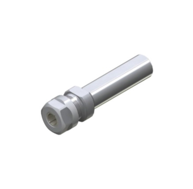 側固直柄ERM型螺帽筒夾刀桿 & 側固直柄ER筒夾刀桿